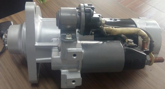 Motor de arranque do FH revisado - Foto 3