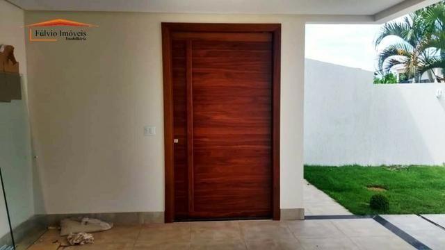 Lindissima! Moderna! Casa com 3 Qtos na rua 6, Vicente Pires! - Foto 3