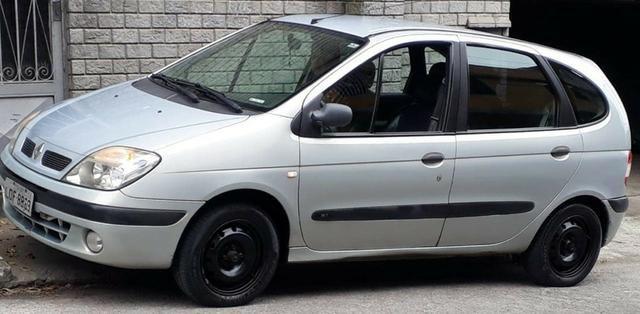 Renault Scenic 2002/03 RT 1.6 16v tudo ok doc ok
