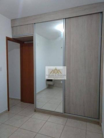Apartamento com 2 dormitórios para alugar, 50 m² por r$ 850/mês - ipiranga - ribeirão pret - Foto 10