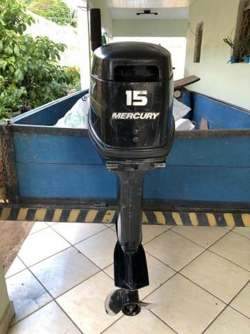 Motor de popa Mercury 15 Hp Super