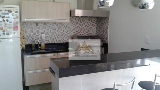 Sobrado com 3 dormitórios à venda por r$ 1.400.000 - distrito industrial - cravinhos/sp - Foto 15