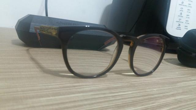 47fe38350c87e Armação de óculos unissex Chilli Beans Top - Bijouterias, relógios e ...
