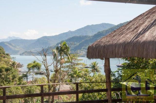 CL 01- Casa na Ilha de Itacuruçá Mangaratiba-RJ com fantástica vista para o mar - Foto 5