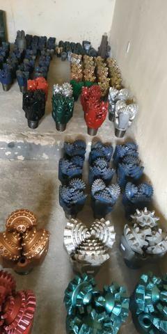 Materiais para Perfurações de Poços Artesianos