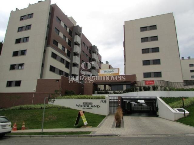 Apartamento à venda com 2 dormitórios em Santo inacio, Curitiba cod:308
