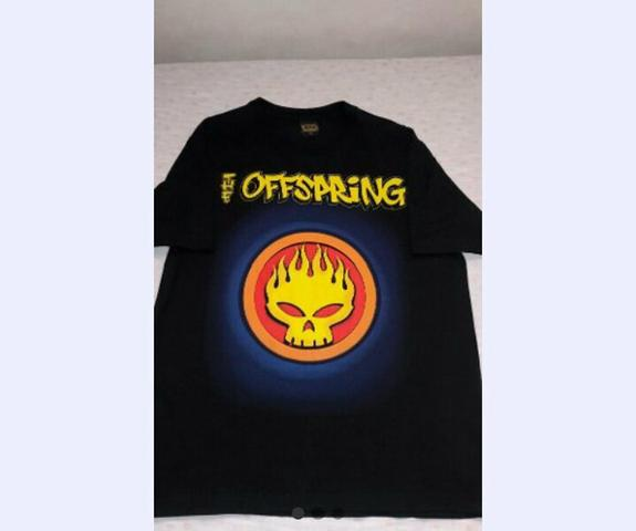 887447de44 Camiseta Rock! - Roupas e calçados - Eldoradinho, Contagem 607630894 ...