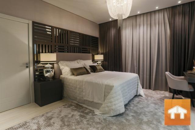 Apartamento Quadra Mar com 04 suítes - Mobiliado e decorado - Meia praia Itapema SC - Foto 5