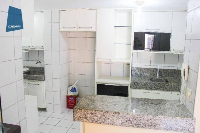 Apartamento 86 m², 3 quartos 2 suites 2 vagas, Parque del Sol, La Galateia, Parque Iracema - Foto 6