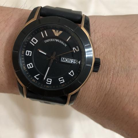 9b0920d639c Relógio Emporio Armani