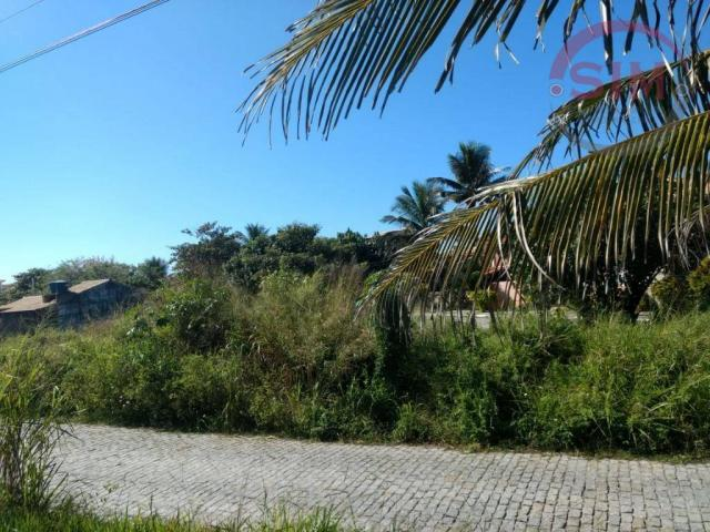 Terreno à venda, 602 m² por r$280.000,00 miguel couto - cabo frio/rj - Foto 8