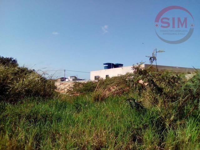 Terreno à venda, 420 m² por r$ 80.000 - guriri - cabo frio/rj - Foto 2