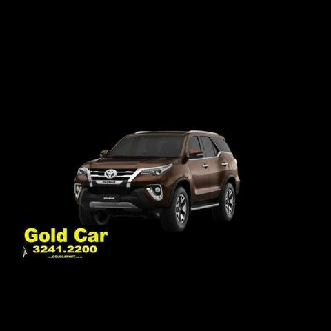 Toyota SW4 Diamond 2020 - ( Padrao Gold Car )