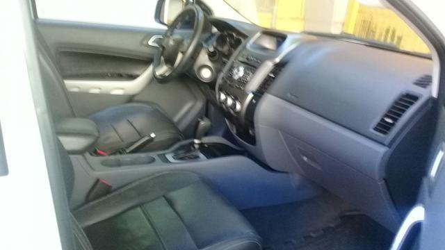 Ford Ranger XLT CD 4x4 2015 Automática diesel completa - Foto 5