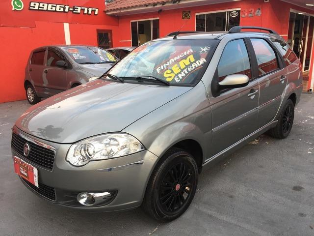 Fiat Palio weekend 1.4 Completa + couro