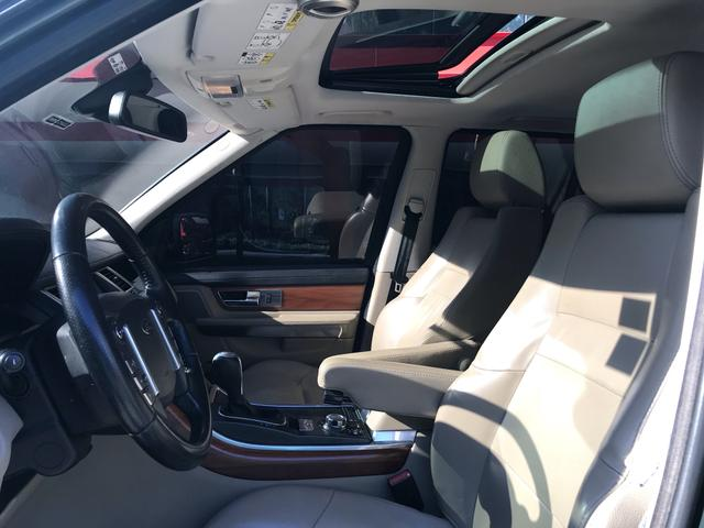 Range Rover Sport SE 3.0 turbodiesel v6 automática com teto solar ano 2011 - Foto 15