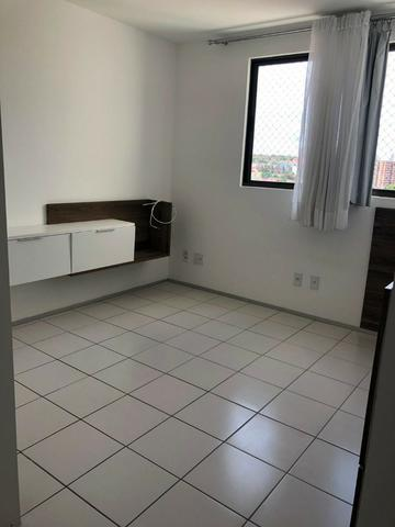 Apt de 126 m², na Jatiúca, 3 suítes + DCE, 2 vagas, só 640 mil! - Foto 12