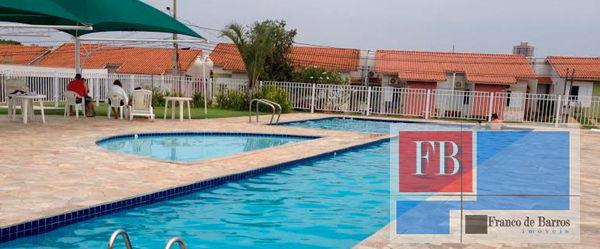 Casa em condomínio com 2 quartos no Condomínio Terra Nova - Bairro Colina Verde em Rondonó - Foto 3