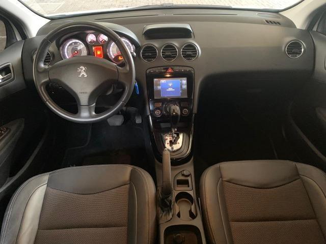 Peugeot 408 Allure 2015/2016 2.0 16V Gasolina 4P Automático - 2016 - Foto 7