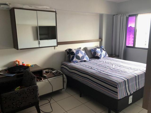 Apartamento tipo Cobertura duplex com 3/4 +DCE , nascente e bastante ventilada ( Jatiúca ) - Foto 11