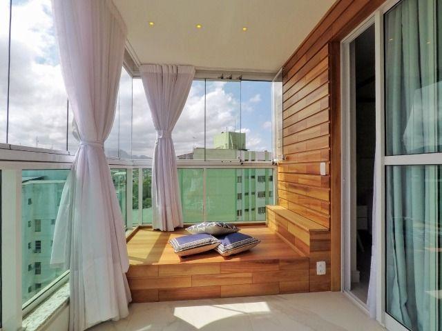 Apartamento Decorado de alto padrão com 3 Qts 1 suíte, 2 vgs com Lazer Completo - Foto 2