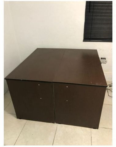 Mesas Tipo Estação de Atendimento - Perfeita para o Home Office - Foto 2