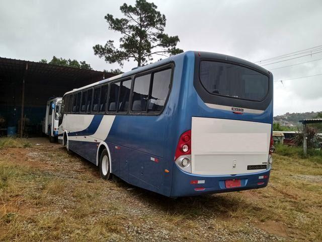 Ônibus Mb 1722 Caio Solar 2012 - Foto 2