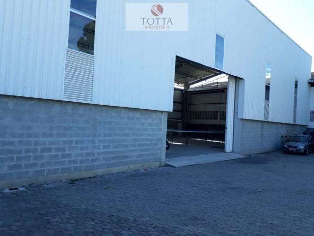 Galpão/depósito/armazém para alugar com 0 dormitórios em São geraldo, Serra cod:60082343
