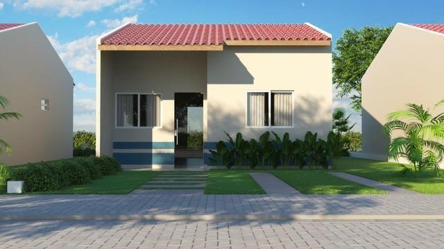 Casas com 02 quartos, financiamento com a caixa - Parcelas a partir de 399! ligue agora - Foto 10