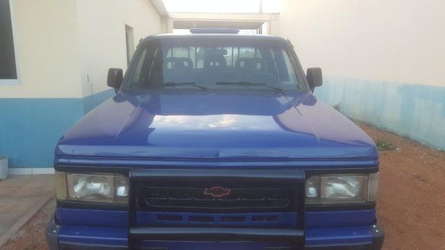 D-20 em perfeito estado, carro de garagem pra vender logo ! - Foto 2