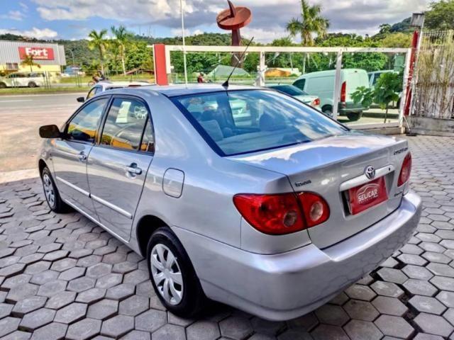 Toyota Corolla XLI 1.6 2007 AUTOMATICO COMPLETO - Foto 6