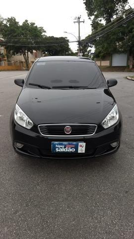 Fiat Grand Siena Attractive 1.4 2019 completo + GNV