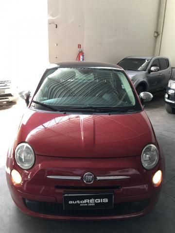 500 2012/2012 1.4 CULT 8V FLEX 2P AUTOMATIZADO