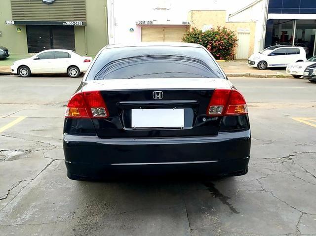 Honda civic 1.7 lx - Foto 5