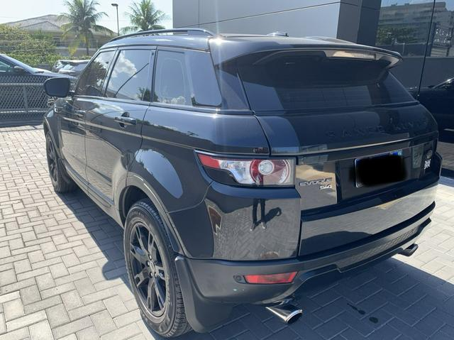 Range Rover Evoque Pure Tech 2013 - Foto 5