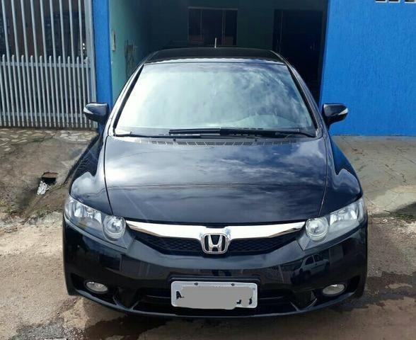 Honda civic lxl flex. manual - Foto 2