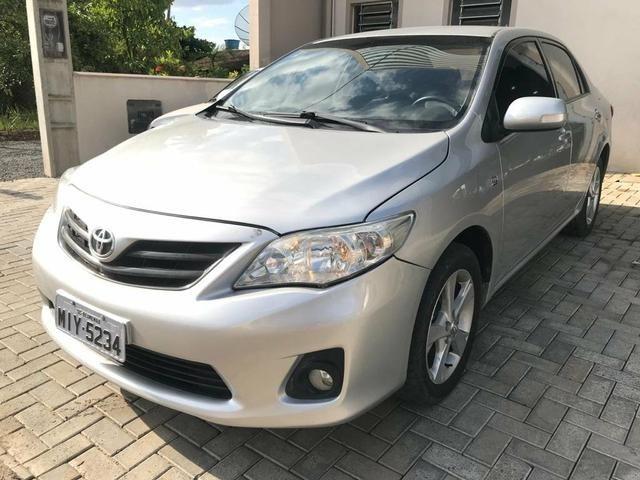 Toyota Corolla XEI 2012 automático - Foto 6