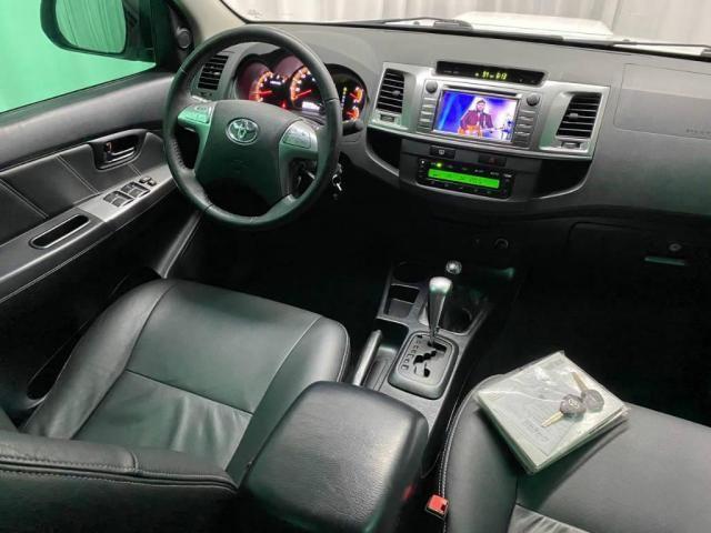 Toyota Hilux 3.0 SRV 4X4 CD - Foto 6
