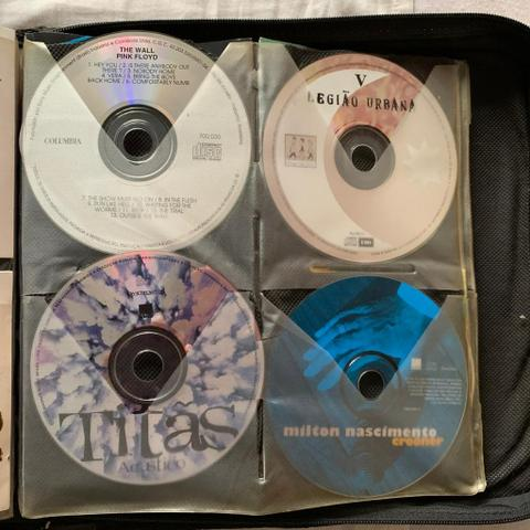Porta CDS grande para 400 com 100 cds - Foto 5