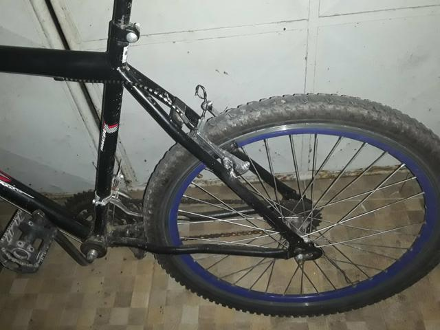 Vendo bicicleta aro 24 - Foto 5