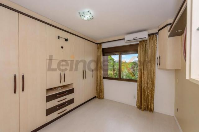 Apartamento à venda com 3 dormitórios em Jardim lindóia, Porto alegre cod:1156 - Foto 13