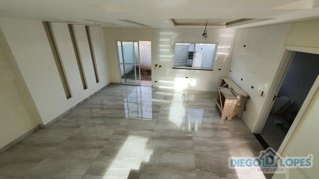 Casa à venda com 3 dormitórios em Campo de santana, Curitiba cod:547 - Foto 2