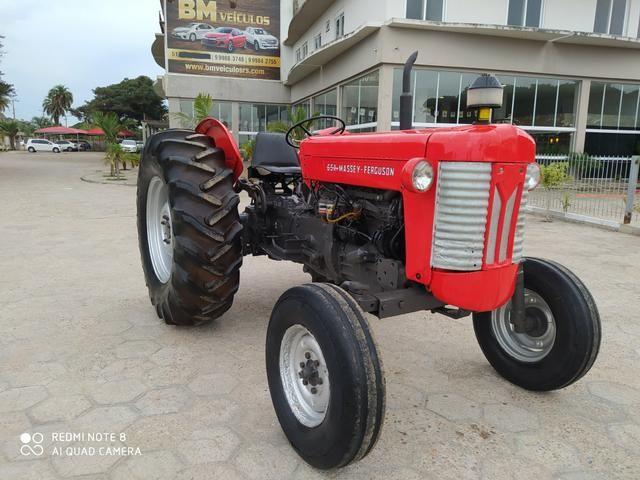 Trator Massey Ferguson 65x - Foto 2