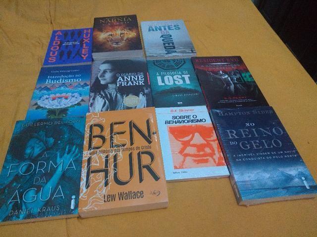 Livros novos a partir de 30