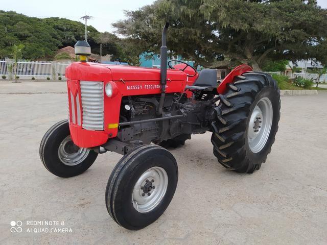 Trator Massey Ferguson 65x - Foto 3