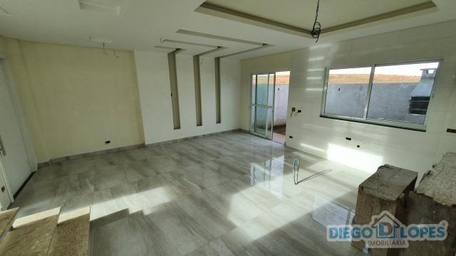 Casa à venda com 3 dormitórios em Campo de santana, Curitiba cod:547 - Foto 3