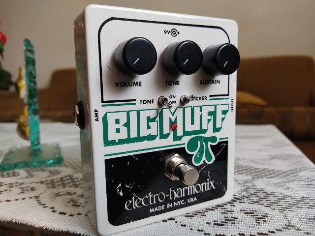 Pedal Big Muff Tone Wicker - Electro Harmonix