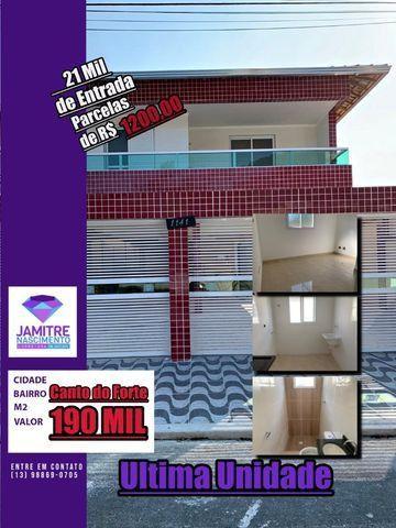Sonho da Casa Própria no Canto do Forte/PG -Financiamento Bancário com Facilidade ! - Foto 12