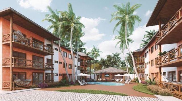 Porto Vende Flat Resort Villa Atlântida Luis Correia Praia de Atalaia - Foto 6