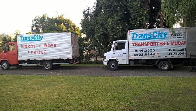 Fretes Carretos e Mudança é com Transcity Porto Alegre - Foto 4